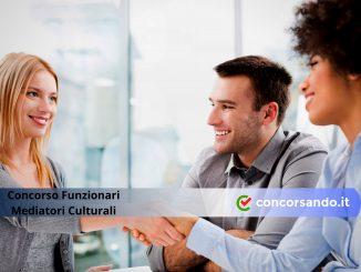 Concorso Funzionari Mediatori Culturali