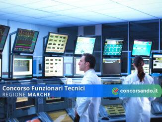 Concorso Funzionari Tecnici Regione Marche
