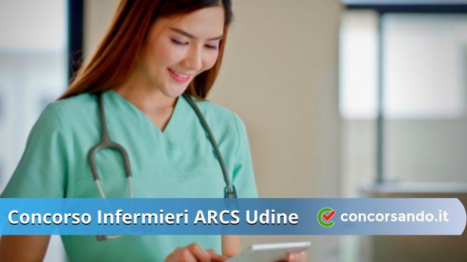 Concorso Infermieri ARCS Udine