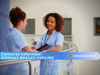Concorso Infermieri Ospedale Moscati Avellino