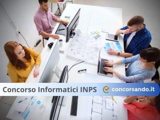 Concorso Informatici INPS