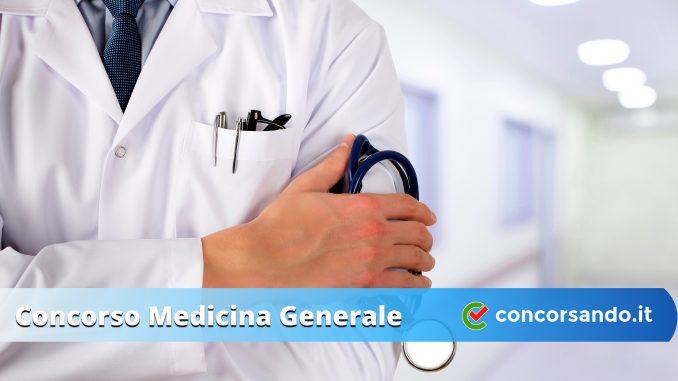 Concorso Medicina Generale