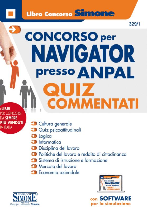 Concorso Navigator 2019 ANPAL – Quiz commentati