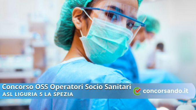 Concorso OSS ASL Liguria 5