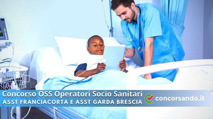 Concorso OSS Brescia