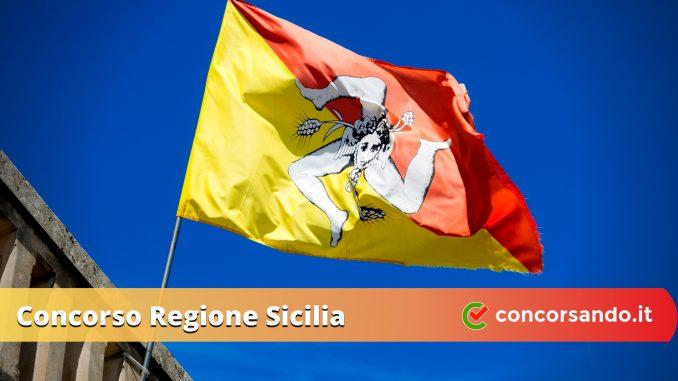 Concorso Regione Sicilia