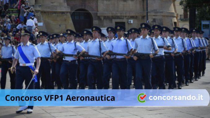 Come diventare VFP1 Aeronautica