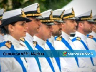 Come diventare VFP1 Marina