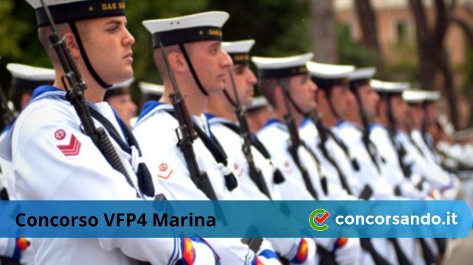 Come diventare VFP4 Marina
