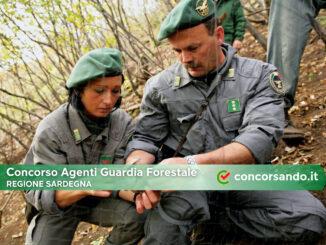 Concorso Guardia Forestale Sardegna