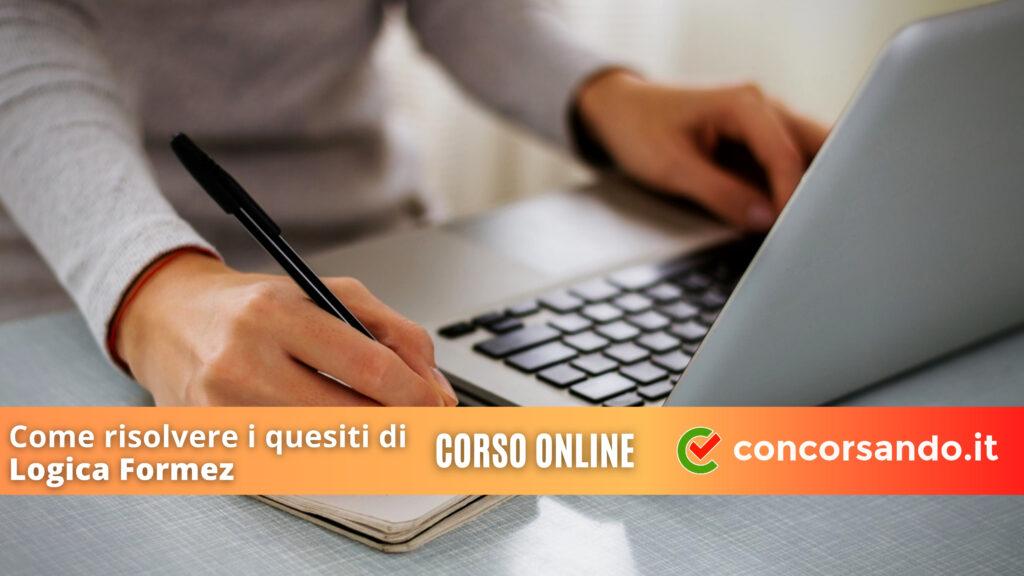 Corso Online di Logica Formez
