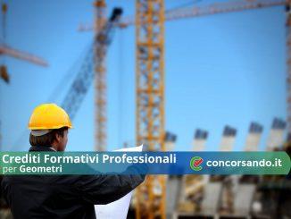Crediti Formativi Professionali per Geometri