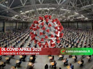 DL Covid Aprile 2021