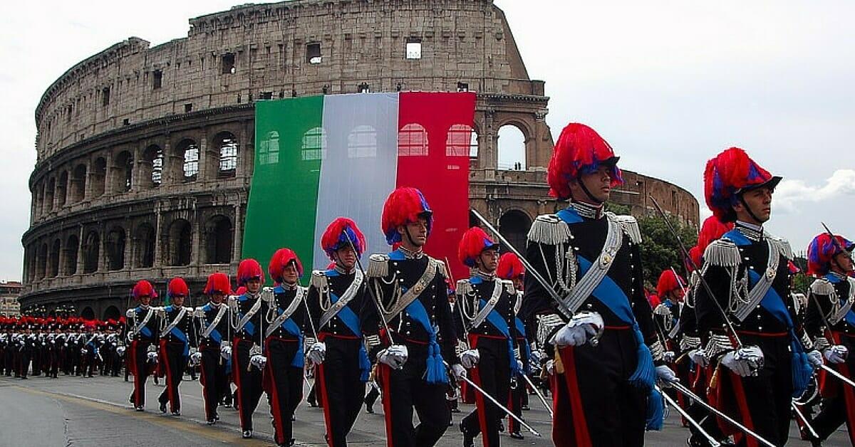 Scopri come diventare Carabiniere anche se sei un civile