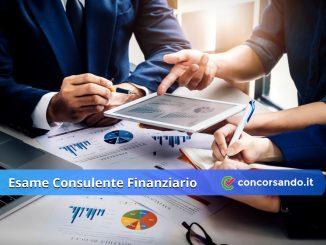 Esame Consulente Finanziario
