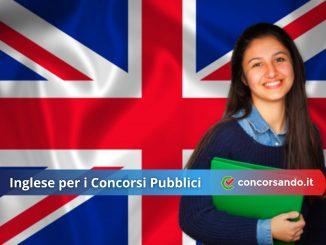 Inglese per i Concorsi Pubblici