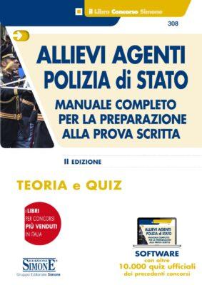 Manuale Concorso Allievi Agenti Polizia di Stato