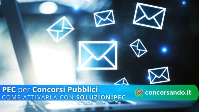 PEC per Concorsi Pubblici