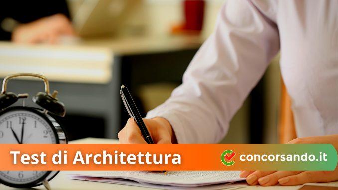 Test di Architettura