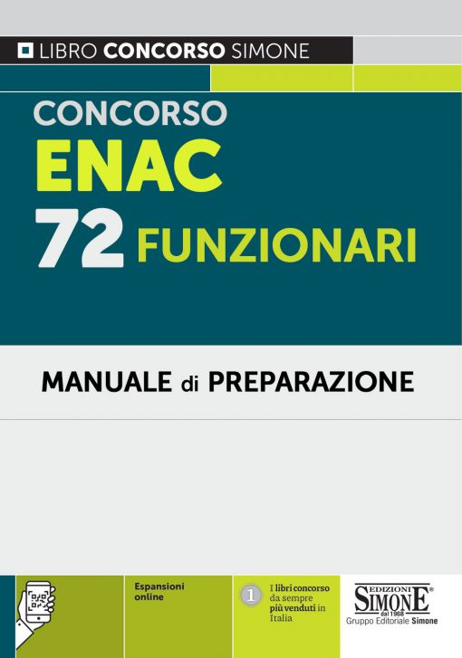 Concorso Enac – Manuale di preparazione