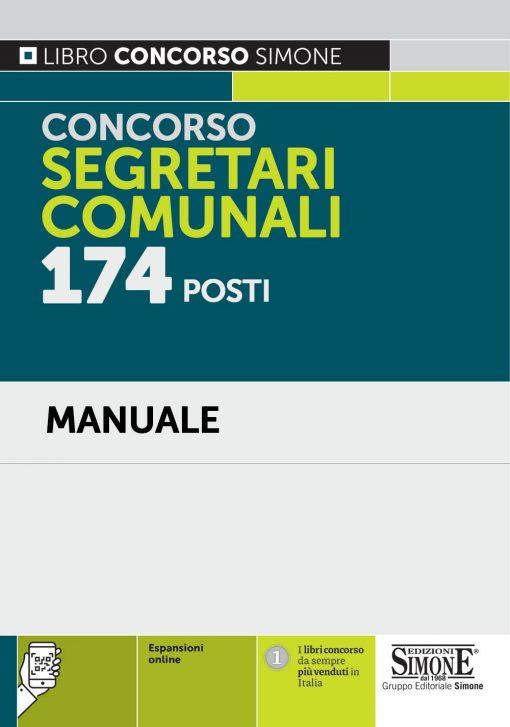 Concorso 174 segretari comunali