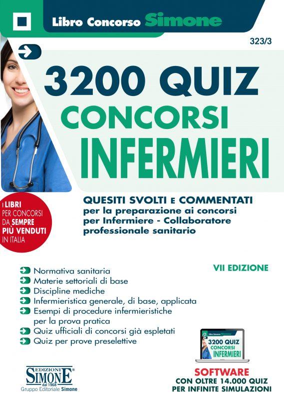 Concorsi Infermieri 3200 Quiz