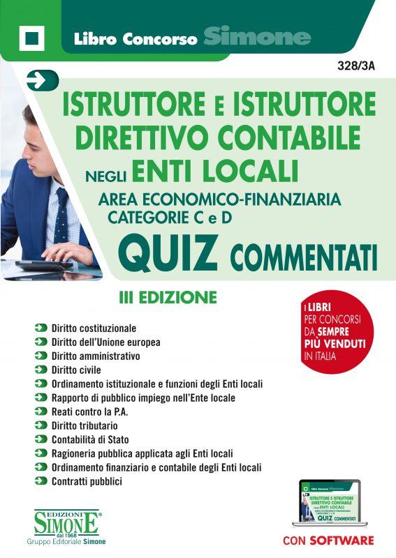 Istruttore e Istruttore Direttivo Contabile negli Enti Locali – Quiz commentati