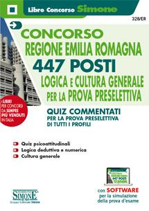 Concorso Emilia Romagna – 447 posti Logica Cultura Generale per la prova preselettiva – Quiz