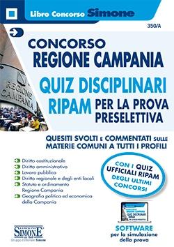 Concorso Regione Campania 2019 – Quiz di diritto per la prova preselettiva