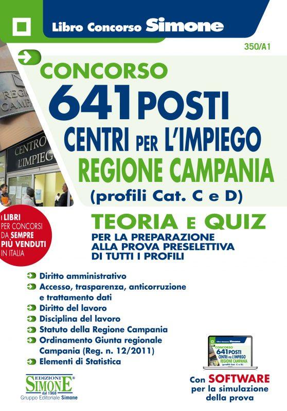 Manuale Concorso Centri per l'impiego Regione Campania