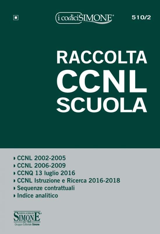 Raccolta CCNL Scuola