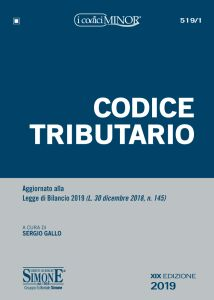 Codice Tributario (Editio minor)