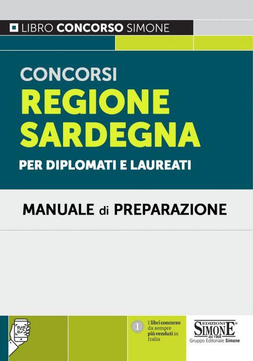 Concorsi Regione Sardegna per diplomati e laureati – Manuale di preparazione